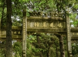 Ceremonial gate