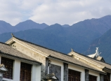 Cang Mountains and Old Town