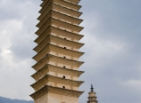 Three Pagodas complex