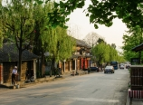 Mainstreet through Old Town