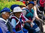 Naxi tribe festival
