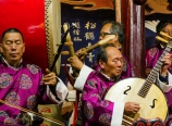 Naxi traditional orchestra