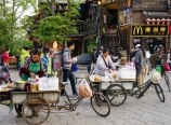 Breakfast vendors and McDonald's