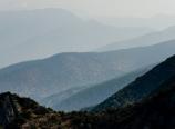 View toward Jade Dragon Snow Mountain