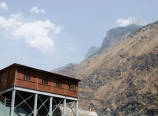 Tiger Leaping Gorge visitor center