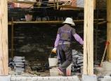 Woman worker in Shuhe village