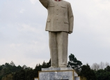 Mao statue in Lijiang