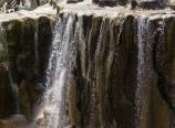 Fake waterfalls