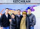 Ketchikan map