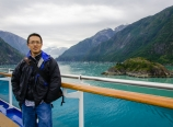 In Tracy Arm