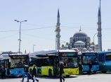 Eminönü bus station
