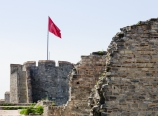 Flag over the Wall of Theodosius