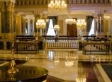 Çırağan Palace foyer