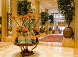 Çırağan Palace Kempinski lobby