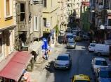 Side street in Beyoğlu