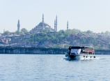 Ferry across the Golden Horn