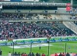 Game in Inönü Stadium