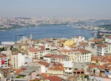 View of the Golden Horn