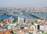 View across the Golden Horn