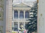 Dolmabahçe Palace arch