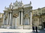 Dolmabahçe Palace security