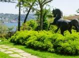 Sakıp Sabancı Museum garden