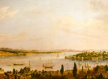 Panorama of Istanbul (1773)