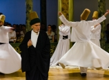 The Master amongst the dervishes