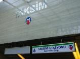 Taksim station