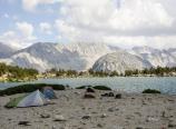 Campsite at Lake 2