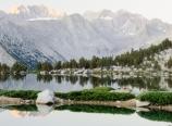 Pioneer Basin lakes