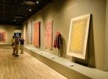 Textile exhibit