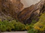 Entrance to Boy Scout Canyon