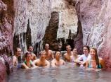 Arizona Hot Springs soak