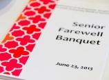 Senior Farewell Banquet