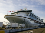Goodbye to the Golden Princess
