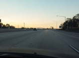 Heading toward San Jacinto