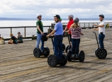 Our Segway tour group