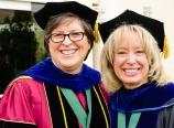Barbara Hernandez and Carla Gober