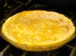 Flaky crust