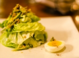 Bibb lettuce salad