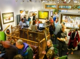 Artist Reception at Mangelsen, Images of Nature Gallery