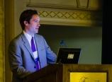 Rob presenting at the WOA