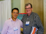 With Richard Haynes