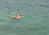 Afternoon snorkel