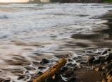 Waves at Pololu