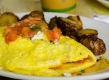 Breakfast at Island Lava Java