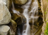 Lone Pine Creek waterfall