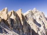 Mt. Whitney ridgeline