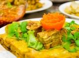 Vegetarian duck